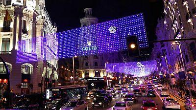 Comienzan las restricciones al tráfico en el centro de Madrid
