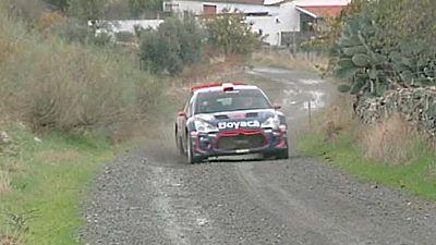 Automovilismo - Campeonato de España Rallyes de tierra 'Rallye Pozoblanco' - ver ahora