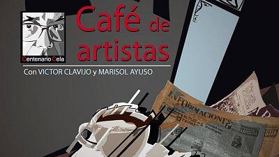 Ficción sonora - Café de Artistas - 21/09/16 - Ver ahora