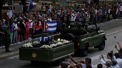 Santiago de Cuba se prepara para despedir a Fidel