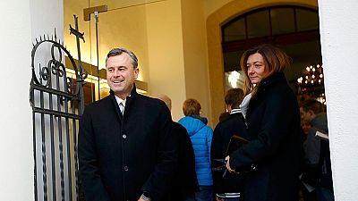Austria repite sus presidenciales y elige entre el ecologista Van der Bellen y el ultranacionalista Hofer
