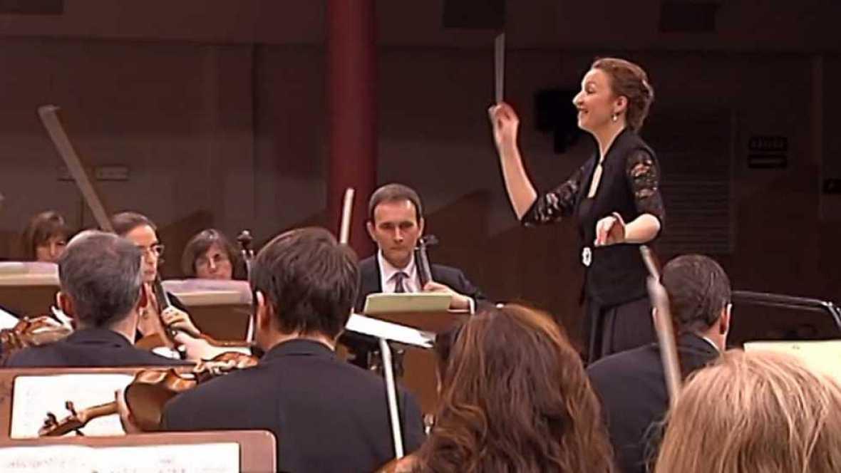 Los conciertos de La 2 - ORTVE XVII JÓV. MÚS. Nº 1 (Parte 2) - ver ahora