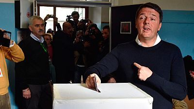 Europa tiene puesta la mirada en Italia