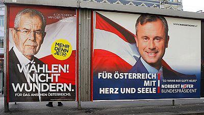 Austria elige presidente entre un ecologista y un ultranacionalista