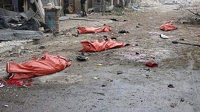 Georges Sabé vive en Alepo y nos relata en primera persona el sufrimiento de la población civil