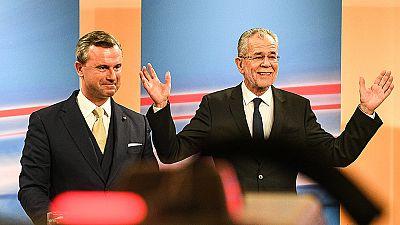 El ecologista Van der Bellen gana las presidenciales en Austria