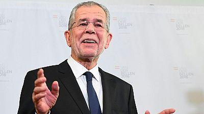 Alexander Van Der Bellen, el nuevo presidente austriaco