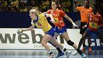 España pierde ante la anfitriona en su debut en el Europeo de balonmano de Suecia