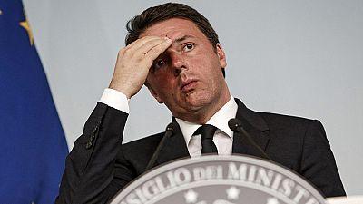 """Italia dice """"no"""" a la reforma constitucional, según los sondeos a pie de urna"""
