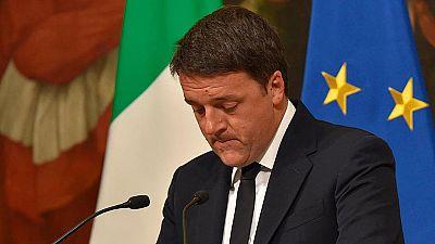 Renzi dimite como primer ministro de Italia tras no lograr aprobar en referéndum su reforma constitucional