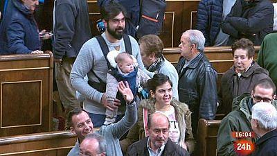 Parlamento - Conoce el Parlamento - Puertas abiertas en el Congreso - 03/12/2016