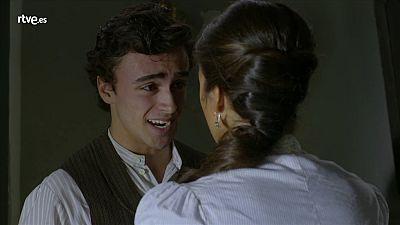 Juana le cuenta la verdad a su hijo Juan