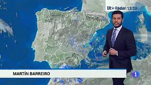 El tiempo en Galicia - 05/12/16