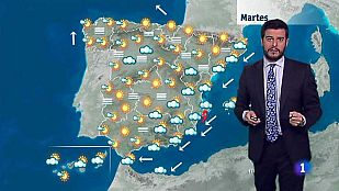 El tiempo en la Comunidad Valenciana - 05/12/16