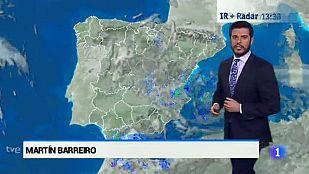 El tiempo en Andalucía - 05/12/16