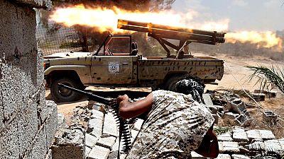 Las fuerzas libias recuperan la ciudad de Sirte de manos del Estado Islámico