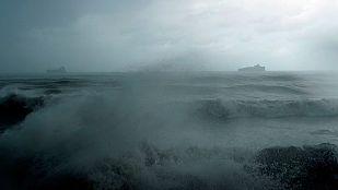 Fuertes lluvias en Valencia, Alicante y el Estrecho