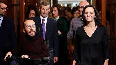 Día de la Constitución: Ausentes en el Congreso los líderes de Podemos y presentes sólo cinco presidentes autonómicos