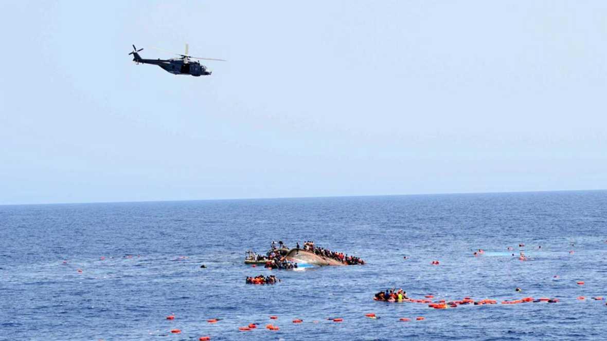 Los líderes de la UE aprueban nuevas medidas para frenar la llegada de inmigrantes