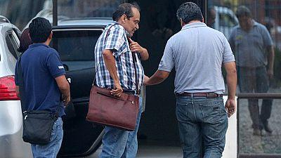La Fiscalía boliviana detiene al director general de la aerolínea del avión del Chapecoense