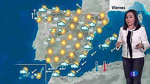 El tiempo en la Comunidad Valenciana - 07/12/16