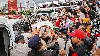 Un terremoto de magnitud 6,5 azota el norte de la isla de Sumatra, en Indonesia
