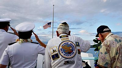 Se cumplen 75 años del ataque japonés contra Pearl Harbor