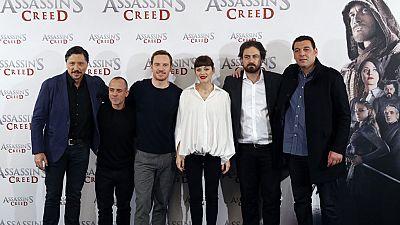 'Assasins Creed', la película que nació del videojuego se presenta en Madrid