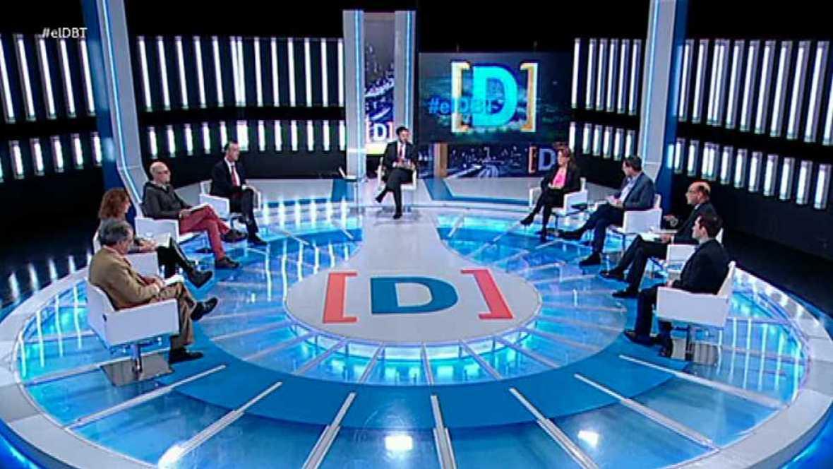 El debate de La 1 - 07/12/16 - ver ahora