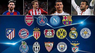 Los equipos españoles esperan el sorteo de la Champions