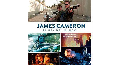 Días de cine recomienda el libro 'James Cameron: El rey del mundo', de Juan Luis Sánchez y Luis  Miguel Carmona