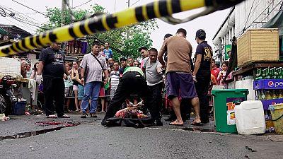 La campaña del presidente filipino Duterte contra las drogas arroja un saldo de más de 5.000 muertos