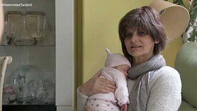 Informe Semanal - Maternidad tardía - ver ahora