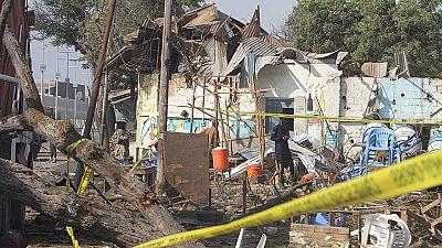 Al menos 29 muertos en la capital de Somalia al estallar un camión bomba