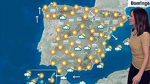 Sol en toda España y nieblas en el interior