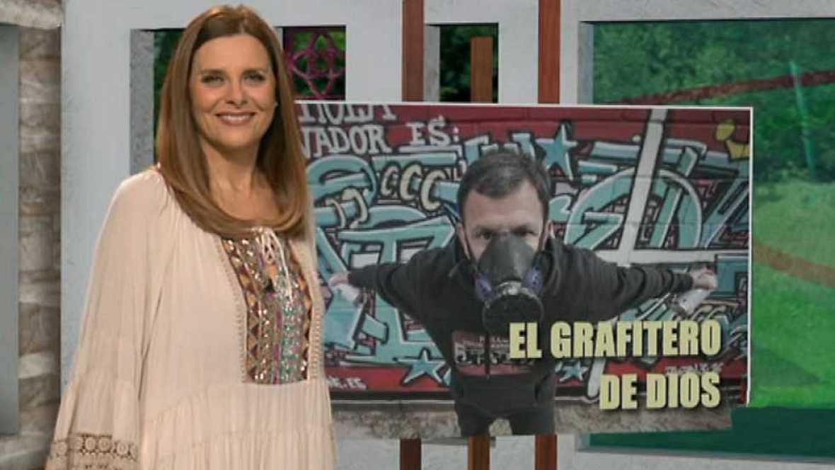 Buenas noticias TV - El grafitero de Dios - ver ahora