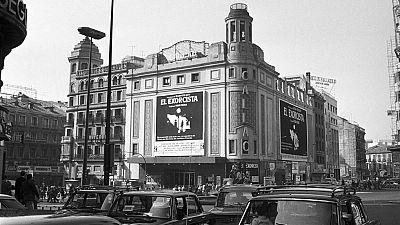El cine Callao de Madrid cumple 90 años como parte de la historia del cine español