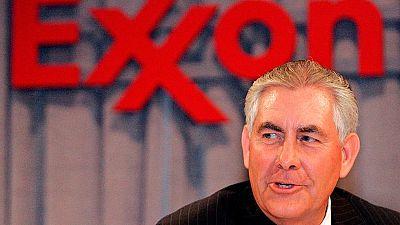 Trump elige a Rex Tillerson, directivo de ExxonMobil, como secretario de Estado, según medios estadounidenses