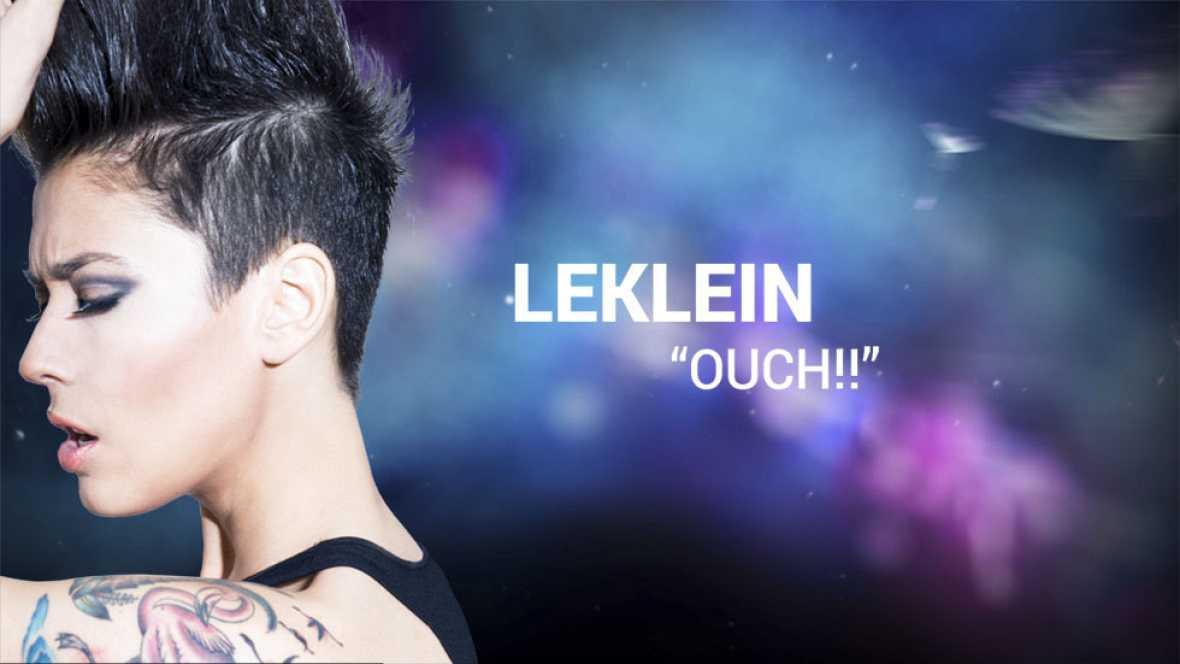 """Eurovisión 2017 - LeKlein canta """"Ouch!!"""""""