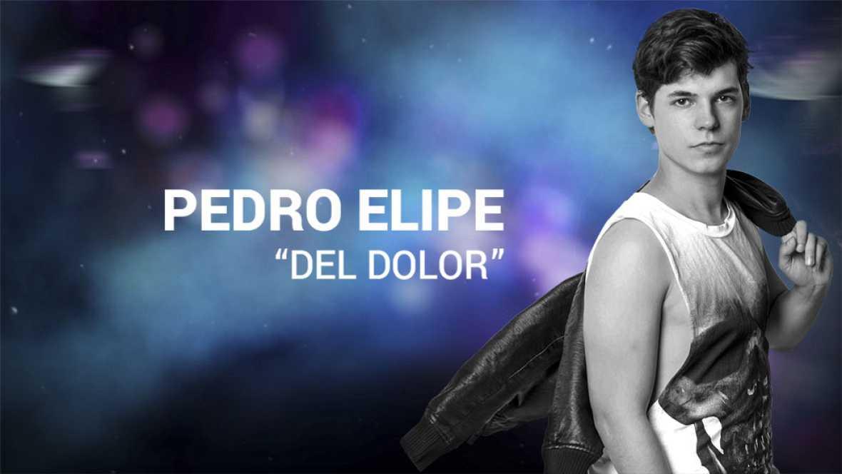 """Eurovisión 2017 - Pedro Elipe canta """"Del dolor"""""""