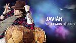 """Eurovisión 2017 - Javián canta """"No somos héroes"""""""