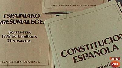 Parlamento - El foco parlamentario - Día de la Constitución - 10/12/2016
