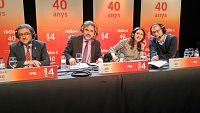 40 anys Ràdio 4 - Entrevista a Enric Millo