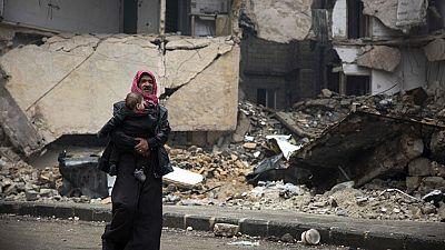 Los rebeldes sirios alcanzan un acuerdo para evacuar Alepo