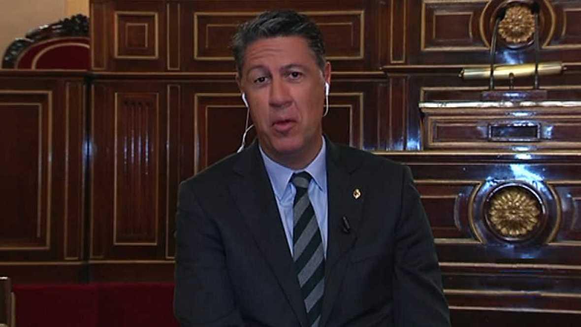 Los desayunos de TVE - Xavier García Albiol, coordinador general del PP de Cataluña -  ver ahora