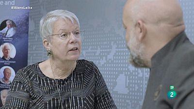 Órbita Laika - Superstars de la ciencia - Jill Tarter