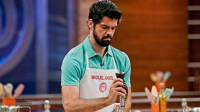 Miguel Ángel Muñoz ganador de Masterchef Celebrity