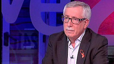 """Toxo: """"CCOO no está preparando una huelga general"""""""