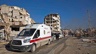Ejército y rebeldes llegan a un nuevo acuerdo de evacuación y respetan un alto el fuego