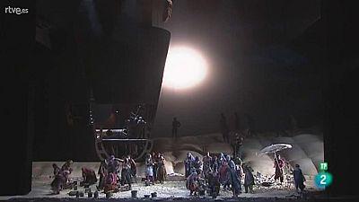 """El holandés errante"", de Wagner, por La Fura dels Baus"